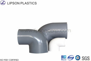 Good Quality UPVC CPVC Pipe Fitting Dn32 pictures & photos