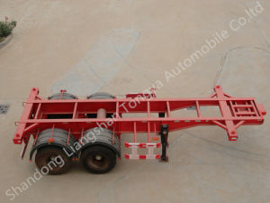 China Direct Supplier With26years Production Experience Sell 20ft Container Trailer pictures & photos