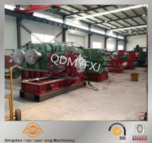 Rubber Mixer Two Roll Open Mixing Mill Machine pictures & photos