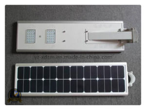 15W All in One Integrated Solar LED Street Light pictures & photos