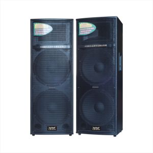 New Design PA Stage Speaker Big Power pictures & photos