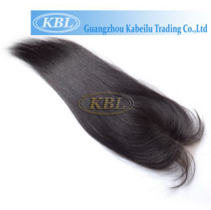 Soft Tangle Free China Cheap Lace Closure Manufacturer pictures & photos
