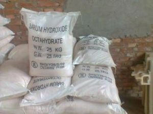 Barium Hydroxide CAS 17194-00-2 pictures & photos