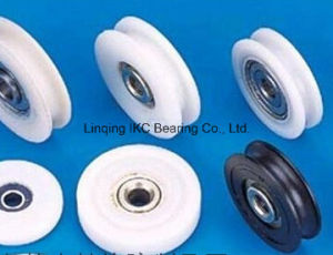 Wheel Plastic Pulley Bearing, Plastic Parts pictures & photos