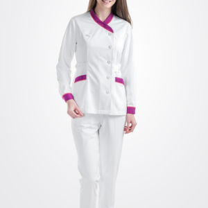 2016 New Style Hospital Medical Scrub Uniform Cherokee Medical Scrub pictures & photos