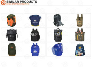 Classic Daily Causal 600d Light Weight Soft Backpack pictures & photos