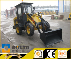 Swltd Brand Zl 08A Pormotion Small Wheel Loader pictures & photos