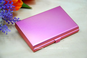 Aluminum Name Card Box for Promotion Gifts pictures & photos
