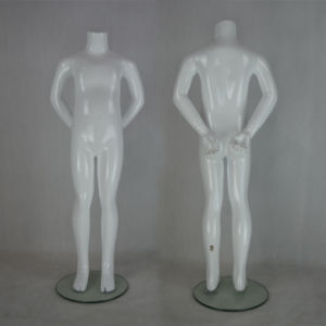 Fiberglass Headless Kids Mannequin for Window Display pictures & photos