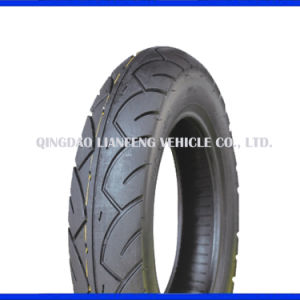 Motorbike Tyre 80/90-10, Tubeless Motorcycle Tire 90/90-10, 100/90-10, 120/90-10, 130/90-10 pictures & photos