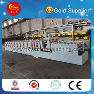 High Quality Interchangeable C Z Purlin Roll Forming Machine pictures & photos