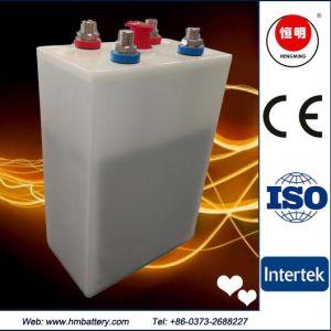 12V 24V 48V Tn500 (1.2V 500AH NI-FE battery) Nickel Iron Solar Power Storage Deep Cycle Battery Supply pictures & photos