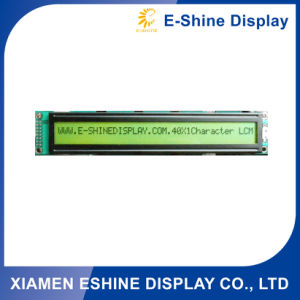 4001 STN Character Positive LCD Module Monitor Display pictures & photos