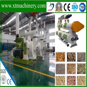 Good Quality, ISO, Ce Approved, Low Electric Consumption Animal Feed Pellet Machine pictures & photos