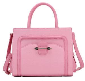 2016 Genuine Leather High Quality Fashion Designer Lady Handbag (CG8856) pictures & photos