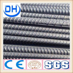 ASTM Grade 40 /Grade 60 Reinforcing Deformed Steel Bars Rebars HRB400 pictures & photos