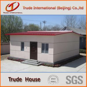 Steel Structure House/Prefabricated/Modular/Mobile/Prefab Building for Private Living pictures & photos