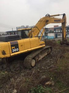 Used Excavator Komatsu 360 pictures & photos