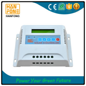Hanfong 12V 220V Solar Controller 25A for Home Solar System pictures & photos