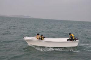 Liya Fibergalss Fishing Boat, China Work Boat Panga Boats pictures & photos