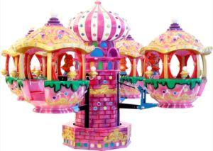 Amusement Machine Moving Castle Park Kiddie Rides pictures & photos