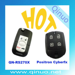 Positron Cyber Fx Qn-RS270X-433MHz Rolling Code Remote Control Ask pictures & photos