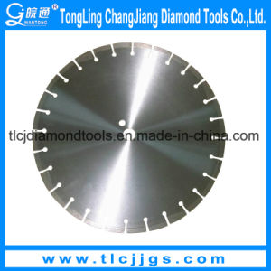 Dry Diamond Cutting Saw Blade for Porcelain pictures & photos