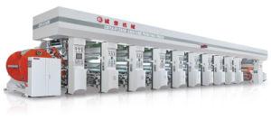 High-Speed Rotogravure Printing Machine
