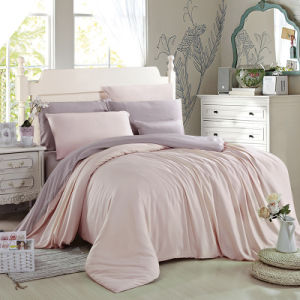 Soft and Comfortable Tencel Duvet Cover Sets pictures & photos