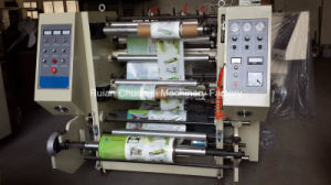 Plastic Film Slitter and Rewinder pictures & photos