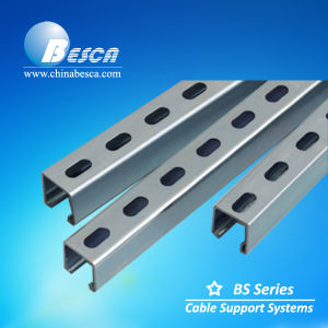 Stainless Steel Unistrut Channel with CE and UL Listed Manufacturer