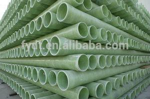 Made in China Standard Fiberglass GRP Pipe Price