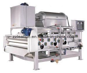 Dny Rotary Drum Thicking Dehydrating Belt Filter Press for Sale pictures & photos