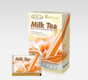 Slimming Fast Milk Tea Diet Shakes Meal Replacement pictures & photos