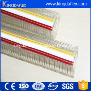 PVC Spiral Steel Wire Reinforcement Hose pictures & photos