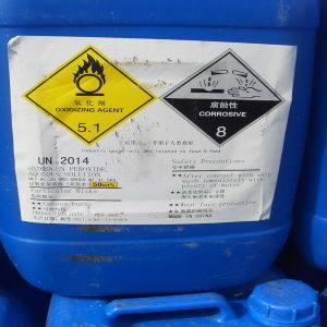 Hydrogen Peroxide Quality Assured pictures & photos