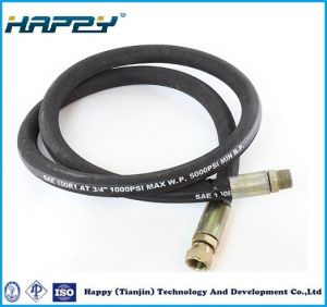 SAE 100r1at 1-Wire Hydraulic Hose pictures & photos