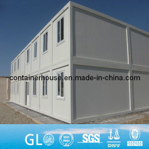 Prefab Modular Container Office Accomodation and Camp pictures & photos