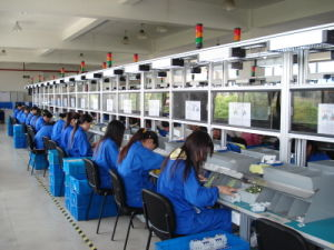 MCB Semi-Automatic Assembly and Testing Line pictures & photos