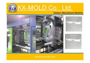 Plastic Injection Mould/Cosmetics Part Mould pictures & photos