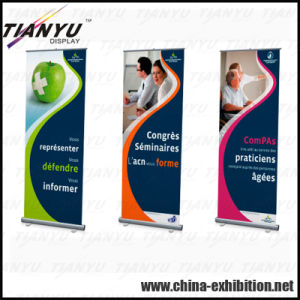 High Quality Digital Roll up Banner pictures & photos
