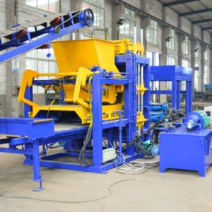 Qt5-15 Fully Automatic Cement Brick Machine Concrete Hollow Block Making Machine Philippines pictures & photos