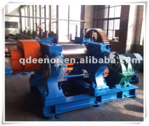 China Sullpier Reclaimed Rubber Making Open Mixing Mill/Best Price Rubber Open Mixing Mill pictures & photos