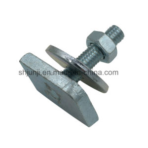 Channel Bolt with Nut and Washer