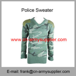 Army Cardigan-Army Jumper-Army Jersey-Army Pullover-Camouflage Commando Sweater pictures & photos