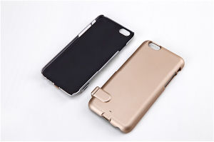 Manufacturer Portable Power Bank Emergency Charger Mobile Case for iPhone 6 pictures & photos