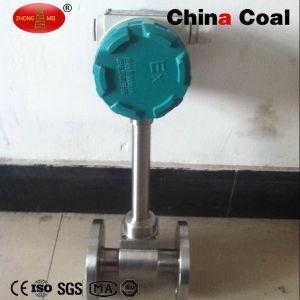 Dn40 Digital Ultrasonic Water Fuel Gasoline Mass Flow Meter pictures & photos
