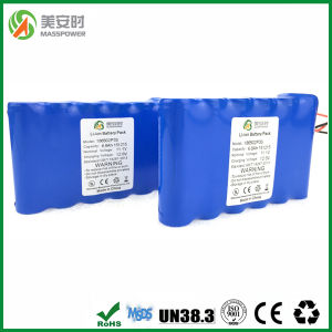 Best Manufacturer 12V 6800mAh Lithium Battery pictures & photos