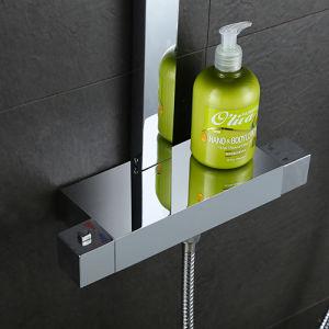 Shower Faucet Bathroom Concealed Rainfall Bath Hardware Set Shower Set pictures & photos