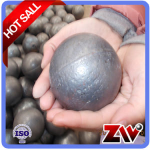Casting Grinding Chrose Steel Balls for Gold pictures & photos